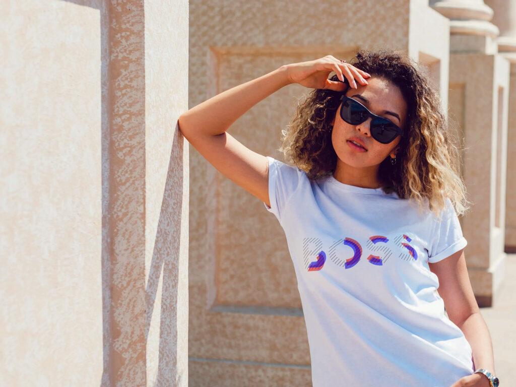 Boss t-shirt – Shop – Sandra S